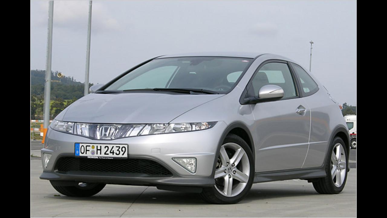 Honda Civic Type S i-SHIFT