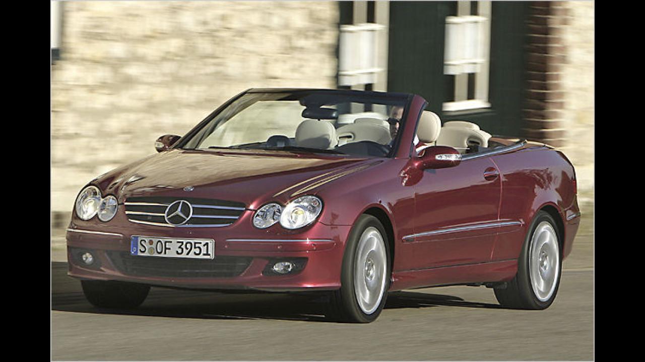 Mercedes CLK 320 CDI Cabriolet