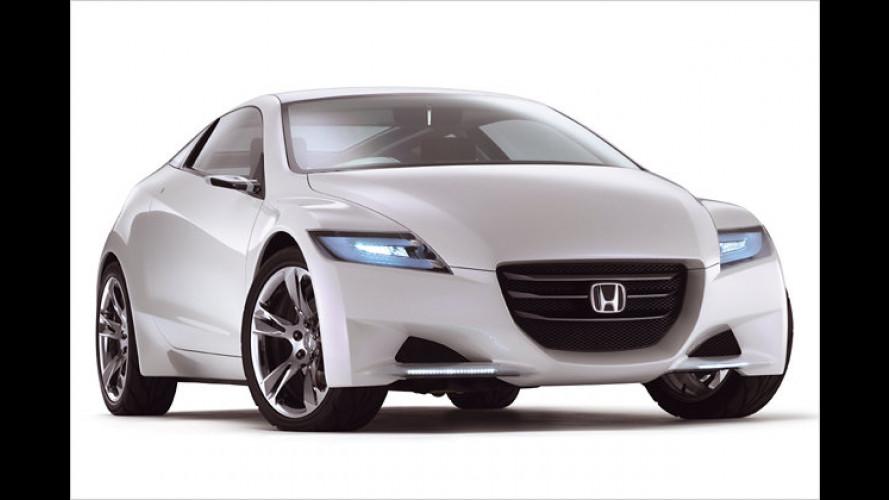 Hybrid-Sportler: Honda kündigt Serienfertigung des CR-Z an