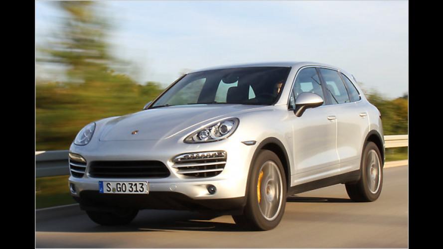 Porsche Cayenne Diesel: Hat er Pfeffer?