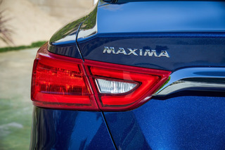 2016 Nissan Maxima Pairs New Styling with Sporty Implications: Review