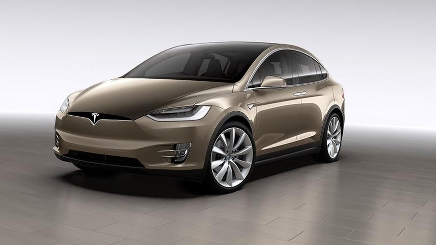 Tesla Model X gets UK configurator, £71,900 starting price