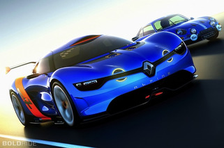 Renault Alpine Scheduled for 2016, Won't Resemble