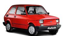 Soviet Bloc Cars Were Weird: Polski Fiat 126p