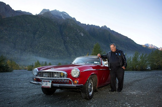 Irv Gordon Logs 3 Million Miles in His 1966 Volvo P1800
