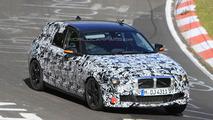 2012 BMW 135i with M-Sport package spy photo