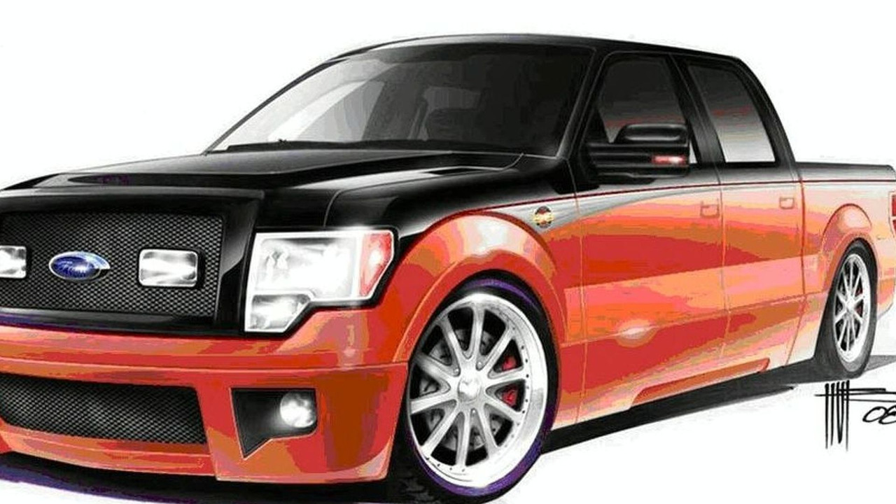 Ford F-150 by Street Scene Equipment