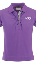 Porsche 911 To The Core collection - womens polo shirt