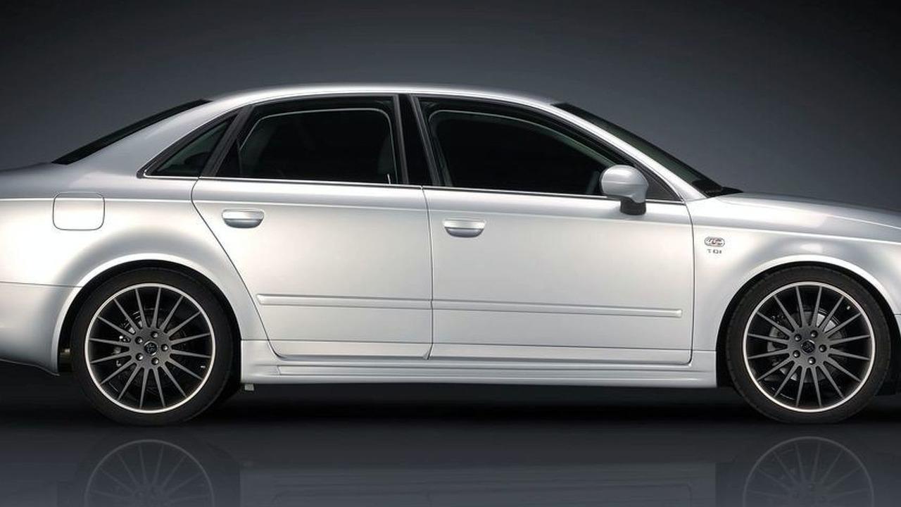 JE Design Seat Exeo sedan