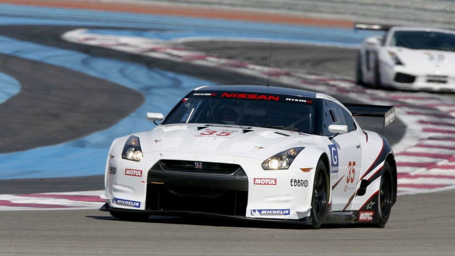 FIA GT1 Nissan GT-R Revealed with 600hp
