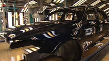 Audi Q5 on Production Line