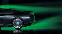 2012 Nissan GT-R facelift Wind-tunnel 18.10.2010