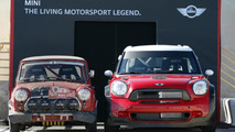 MINI heads back to rally racing [video]