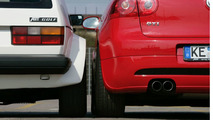 Volkswagen Golf GTI V and I by Abt  Sportsline