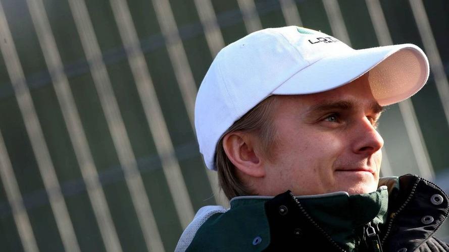 Kovalainen managing his own F1 career