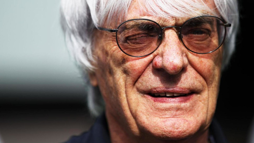 Ecclestone 'happy' if struggling teams collapse