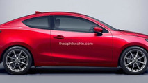 Mazda2 Coupe / Theophilus Chin