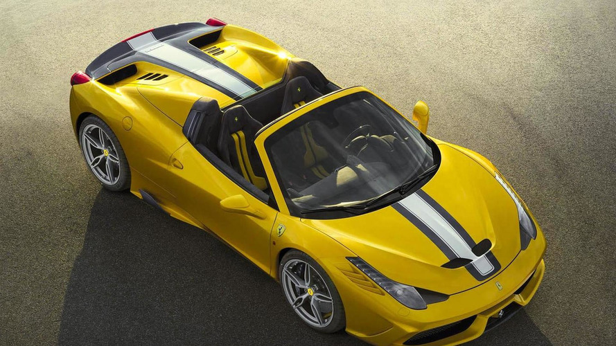 Ferrari 458 Speciale A unleashed, first video released