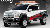 Ford showcases four more F-150s for SEMA