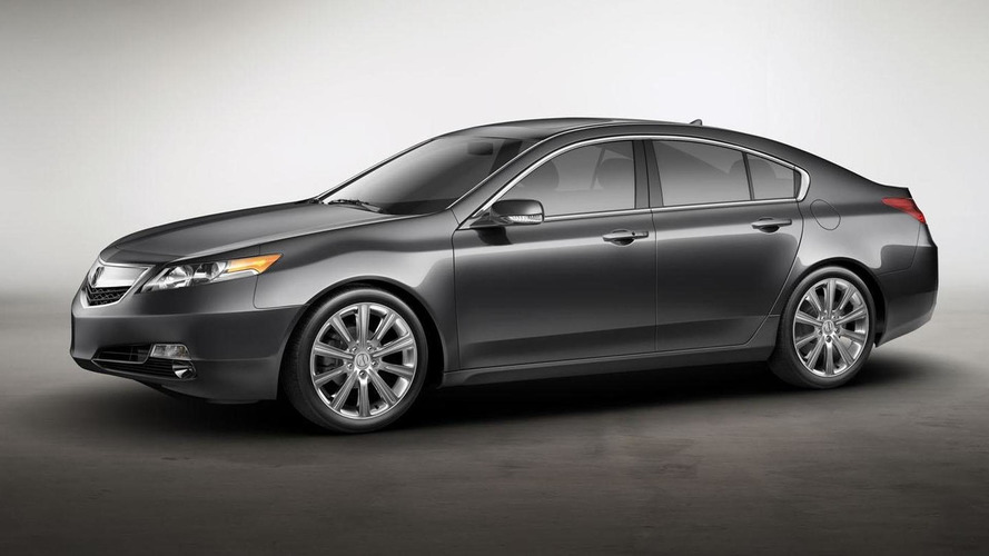 2013 Acura TL Special Edition announced
