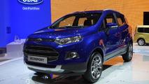 2013 Ford EcoSport at 2013 Geneva Motor Show
