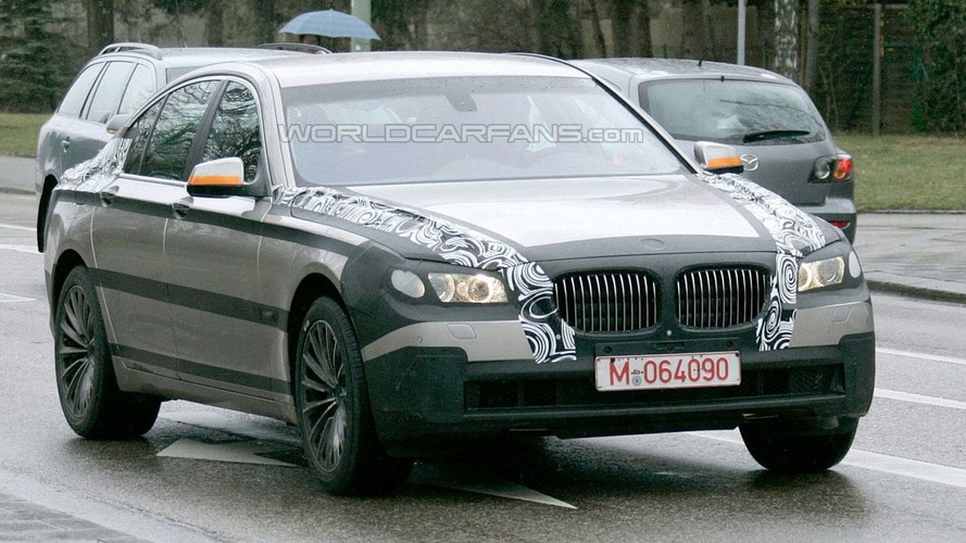 New BMW 7 Series to be Revealed on 7th July