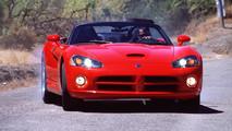2003-2006 Dodge Viper SRT10 Convertible