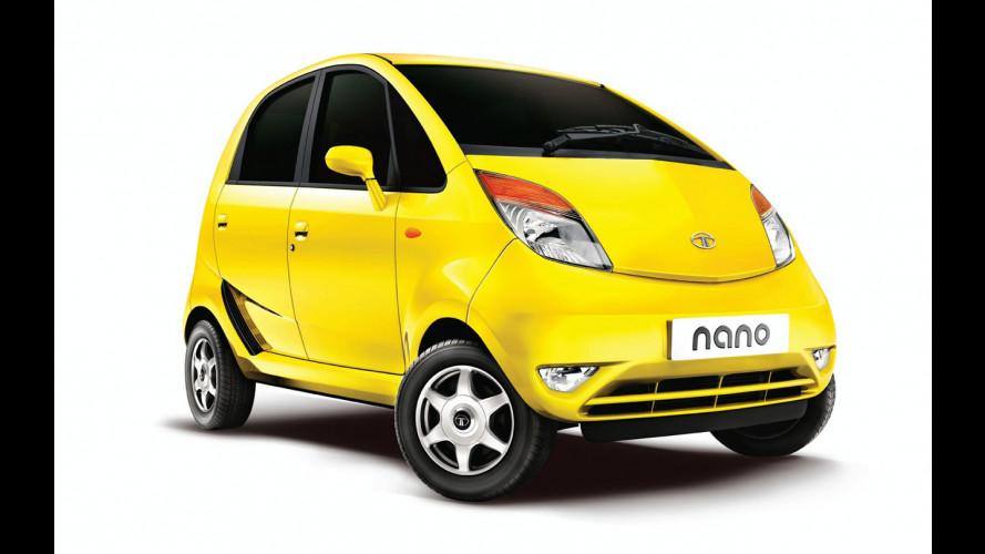 Tata NANO, l'auto da 1.700 Euro
