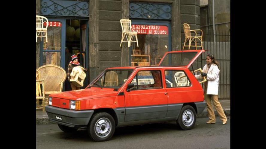 Fiat Panda: da auto a oggetto d'arte