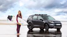 Jaguar Land Rover Surfboard