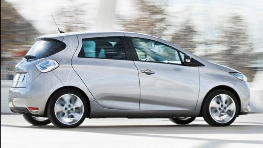 Renault ZOE, vi piace il suo design?