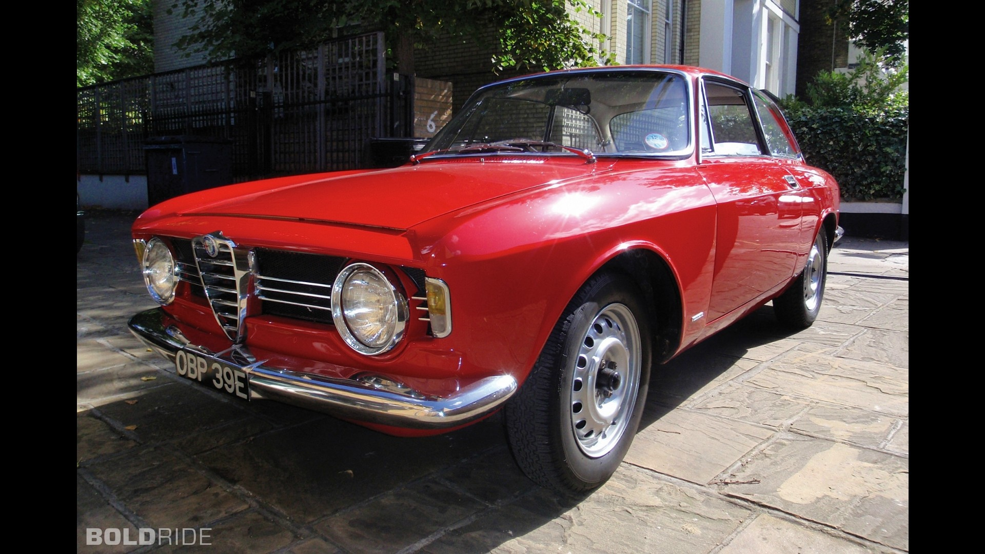 Alfa romeo giulietta old model 9