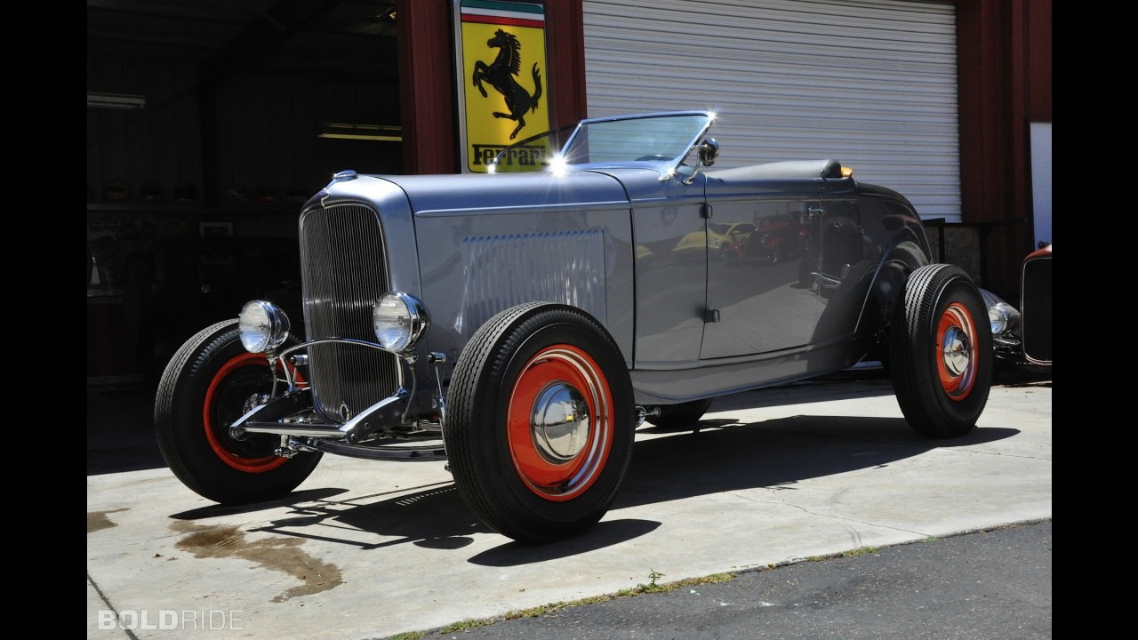 Ford Hi-Boy Roadster