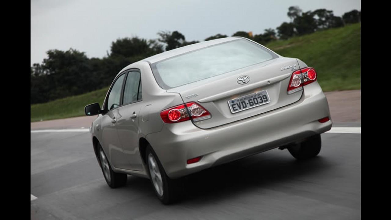 Toyota Corolla completa 45 anos - Conheça a história do modelo