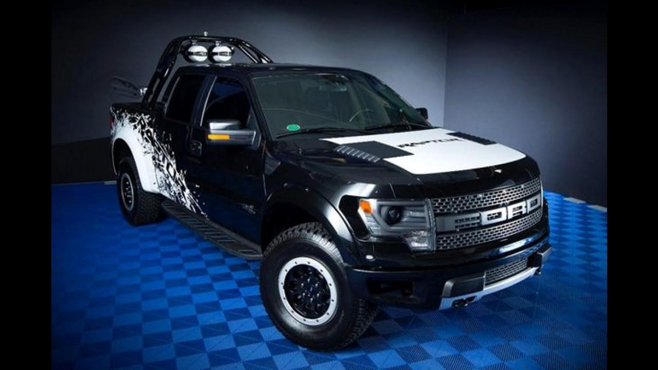 Ford marca presença no SEMA Show 2013; Transit