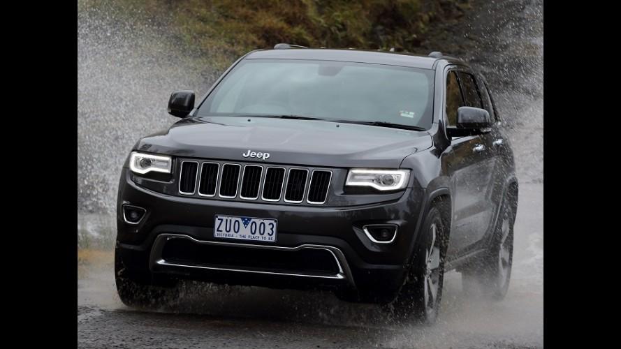 Jeep Grand Cherokee 2014 chega com novo visual e preços a partir de R$ 185.900