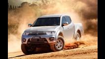 Fiat confirma picape média baseada na próxima geração da Mitsubishi L200