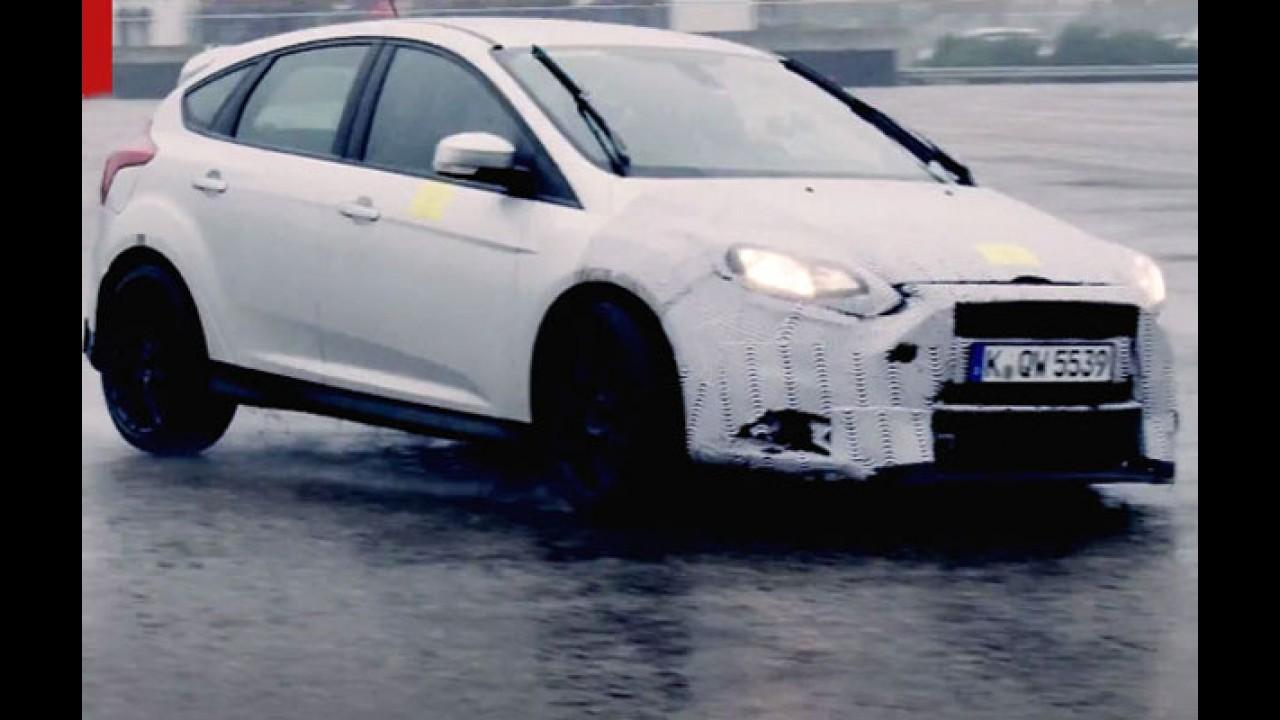 Oficial: novo Focus RS será revelado no início de fevereiro