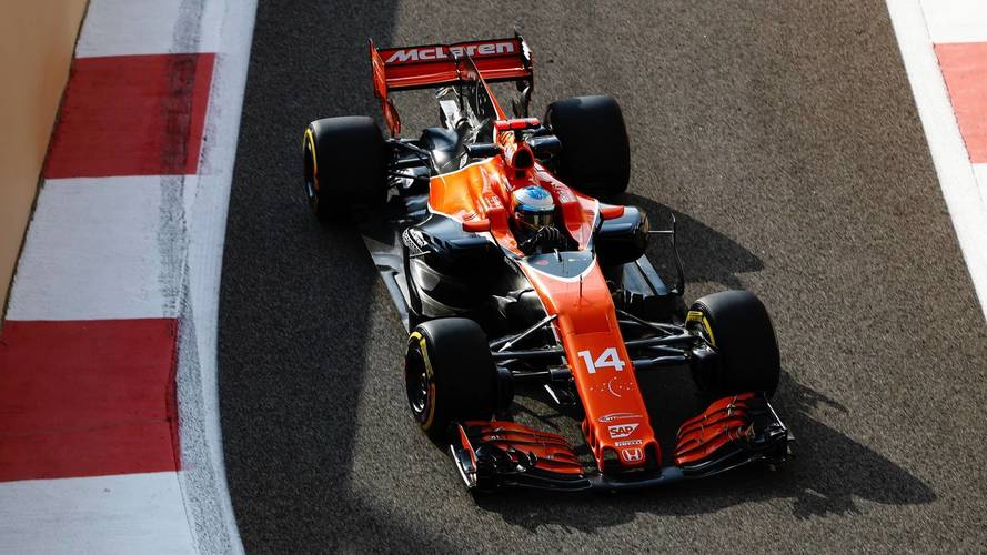 McLaren won't have a title sponsor in 2018 says team boss