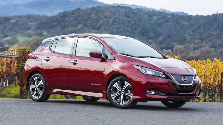 2018 Nissan Leaf First Drive: The EV Evolved