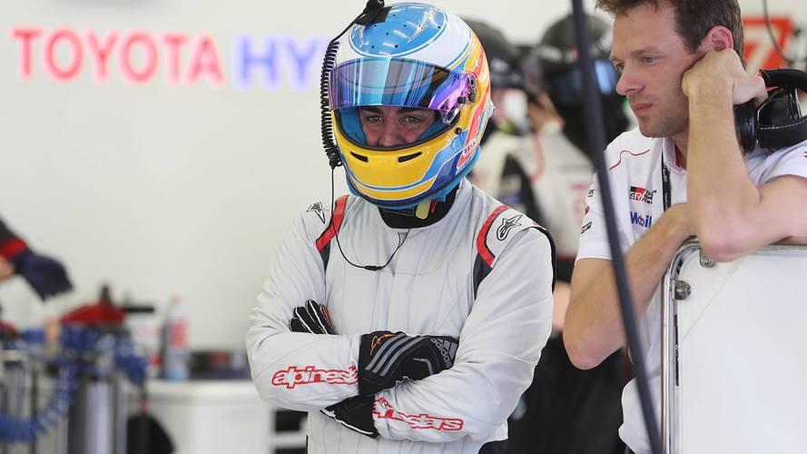 Alonso aux 24 Heures du Mans 2018 ?