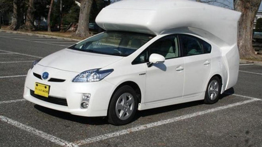 Introducing the hideous Toyota Prius Camper Van