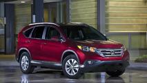 2012 Honda CR-V - 16.12.2011