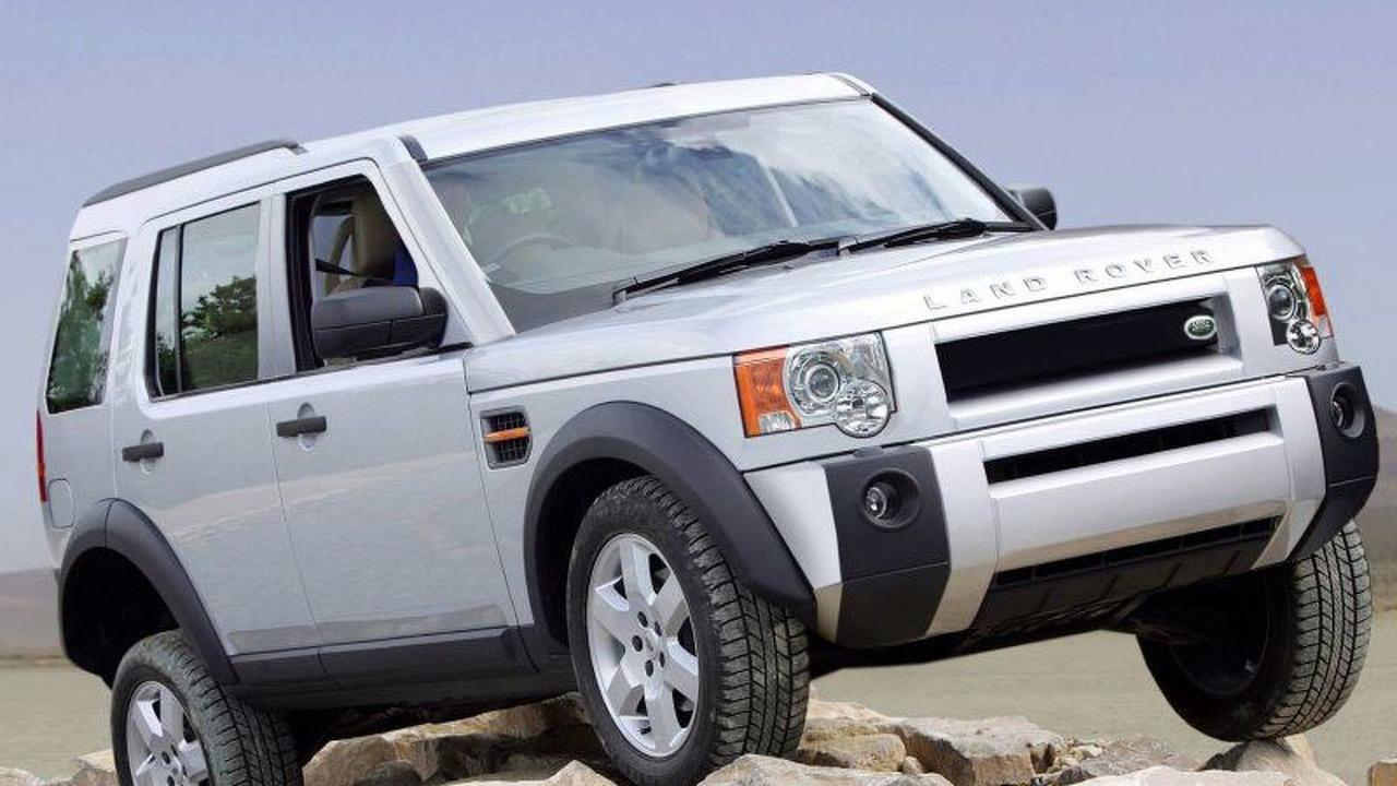 New Land Rover Freelander illustration