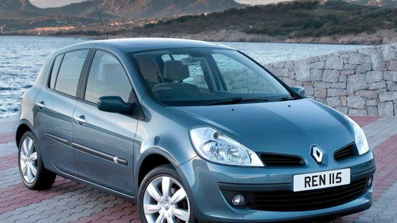 Renault Clio Five Door