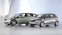 Mercedes-Benz Sports Tourer Vision B and Vision R