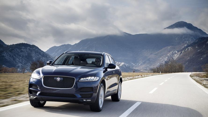 SUVs/crossovers premium em maio – F-Pace registra novo recorde
