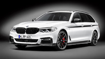 BMW Serie 5 Touring M Performance 2017