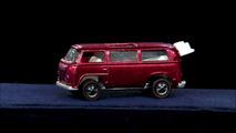 Hot Wheels Beach Bomb VW Microbus Antiques Roadshow