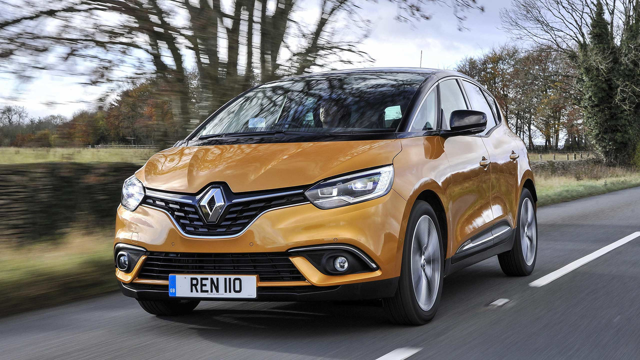 2017 Renault Scenic